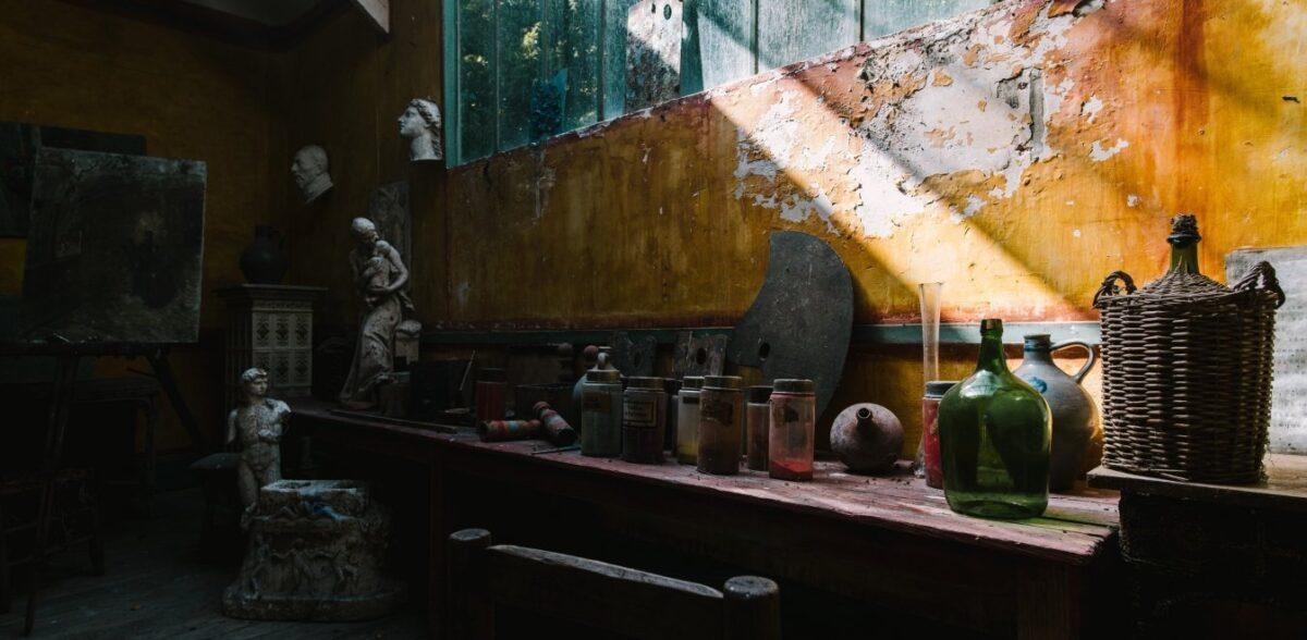 Νεκρός στα 40 του: Ο σπουδαίος Έλληνας γλύπτης που σκοτώθηκε απ' το ίδιο του το έργο