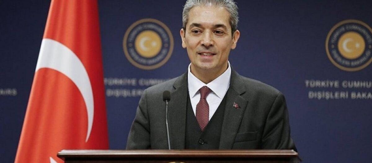 Χ.Ακσόι: «Η Ελλάδα μην απαντά με αντι-NAVTEX για το Oruc Reis είναι σε τουρκική υφαλοκρηπίδα»