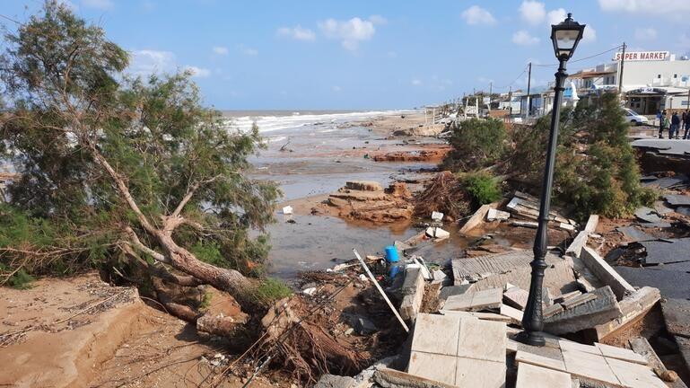 Άμεση καταγραφή ζημιών και αποζημίωση ζητά ο Εμπορικός Σύλλογος Χερσονήσου