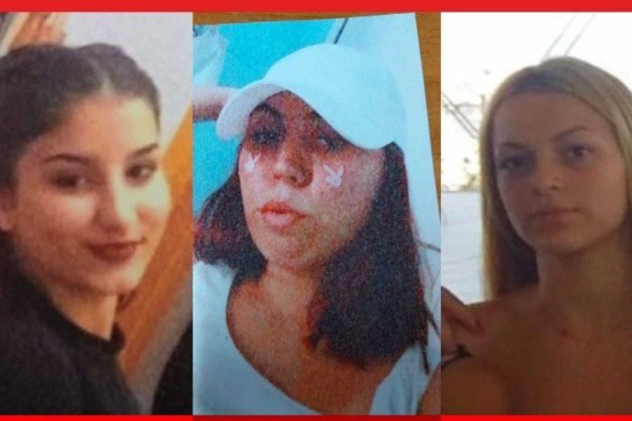 Εξαφανίστηκαν και πάλι τα τρία ανήλικα κορίτσια από την Αγία Παρασκευή