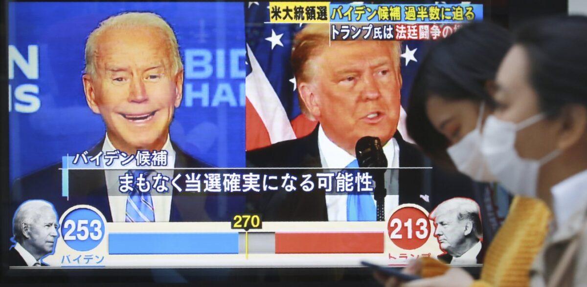 Εκλογές ΗΠΑ: Πήρε κεφάλι ο Μπάιντεν – Καθάρισε Μίσιγκαν, Ουισκόνσιν – Ολοταχώς για Λευκό Οίκο