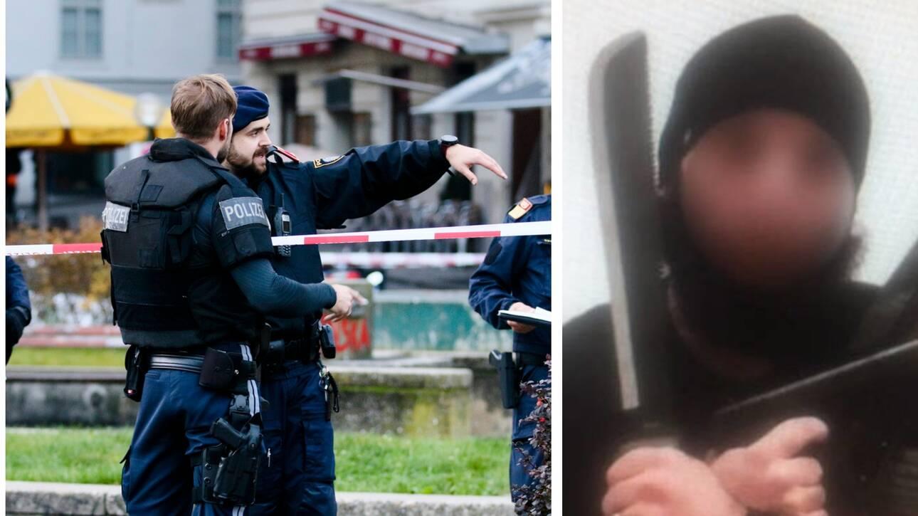 Επίθεση Βιέννη: Γνωστός, αλλά «ανίκανος» για τις Αρχές ο δράστης – Σκότωσε 4, χαροπαλεύουν 7
