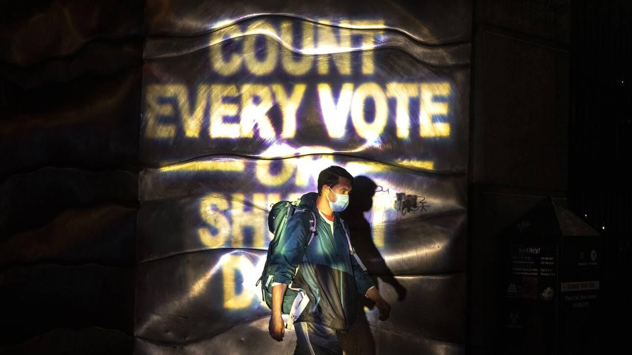 Εκλογές ΗΠΑ: Απορρίπτονται οι αγωγές Τραμπ – Η Πενσυλβάνια «έτοιμη» να δώσει νικητή