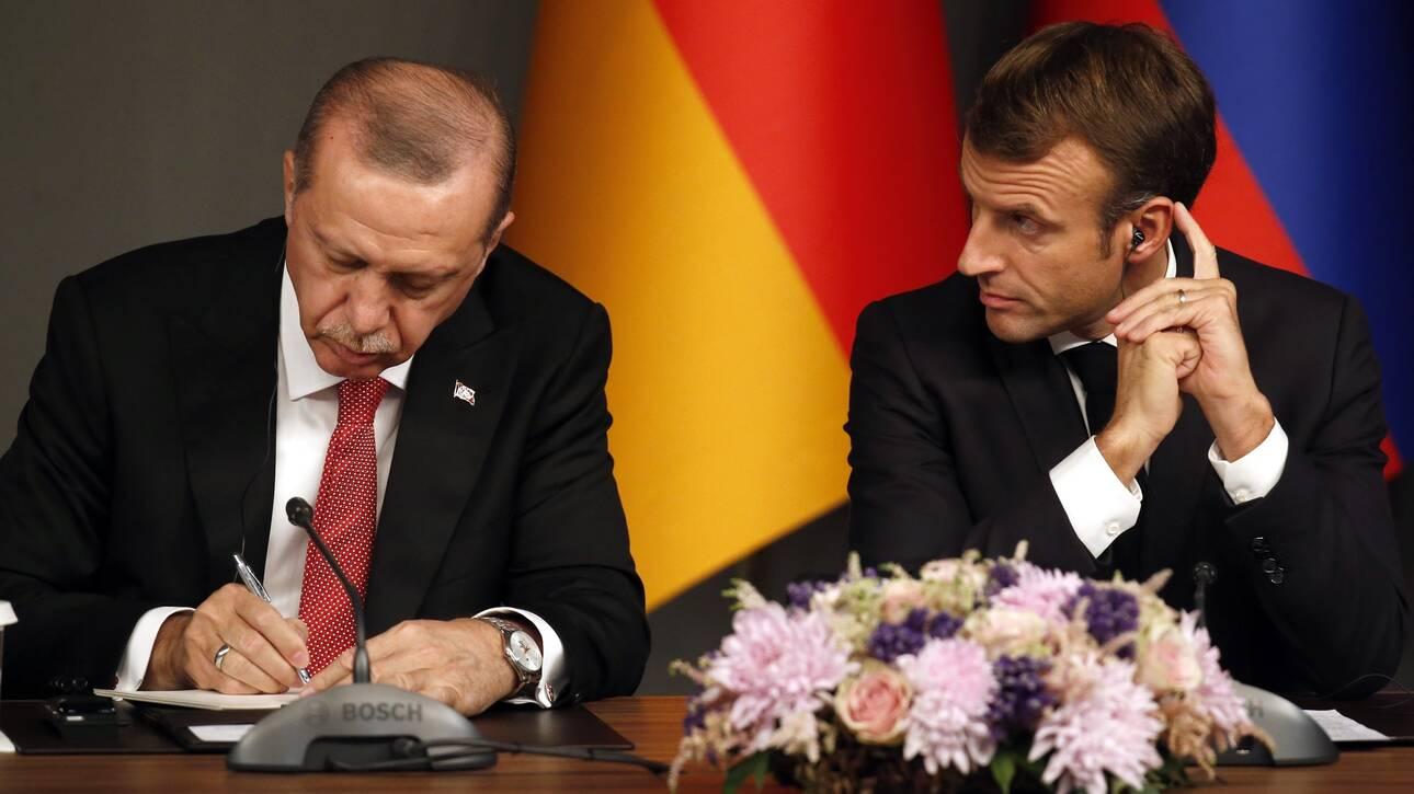 Γαλλικά MME: Ο Μακρόν θα προτείνει διακοπή της τελωνειακής ένωσης ΕΕ - Τουρκίας