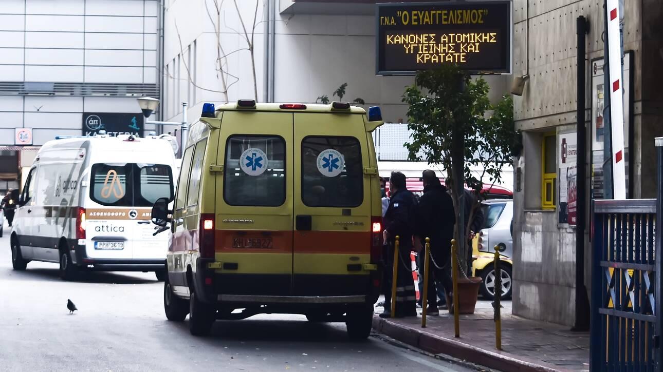 Κορωνοϊός: 11 νέα κρούσματα στο νοσοκομείο «Ευαγγελισμός»