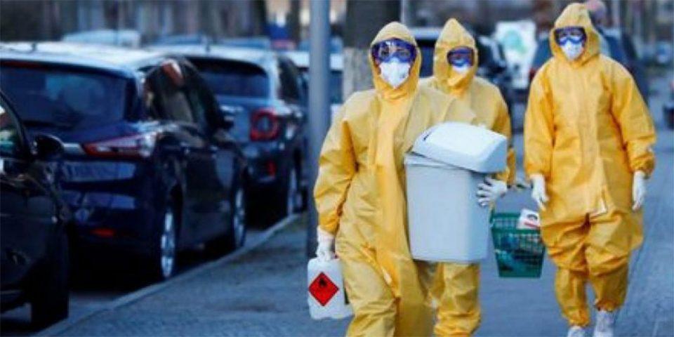 Κορωνοϊός – Γερμανία: 21.965 κρούσματα, 379 θάνατοι εξαιτίας της COVID-19
