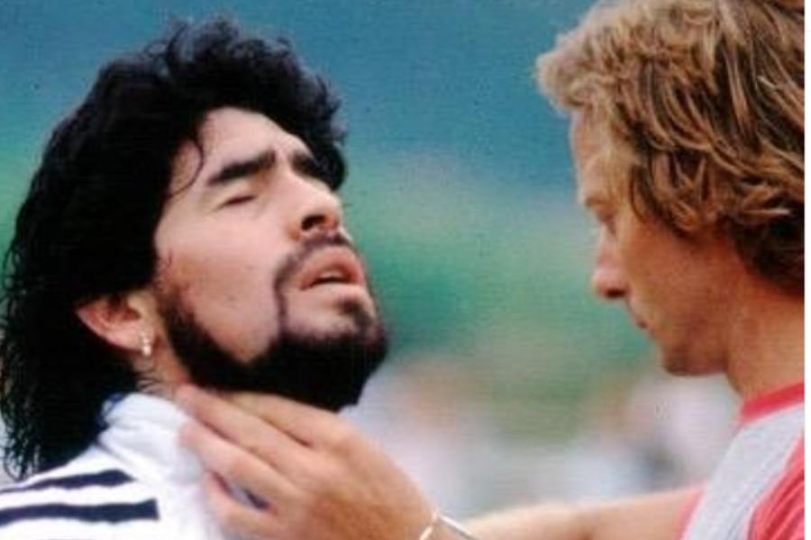 Όταν ο Ντιέγκο Μαραντόνα πήγε να δώσει κοκαΐνη στον γυμναστή του