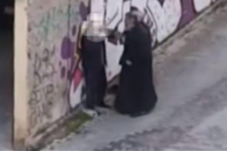 Κοζάνη: Μητροπολίτης είναι ο ιερέας που χαστούκισε πολίτη στον δρόμο