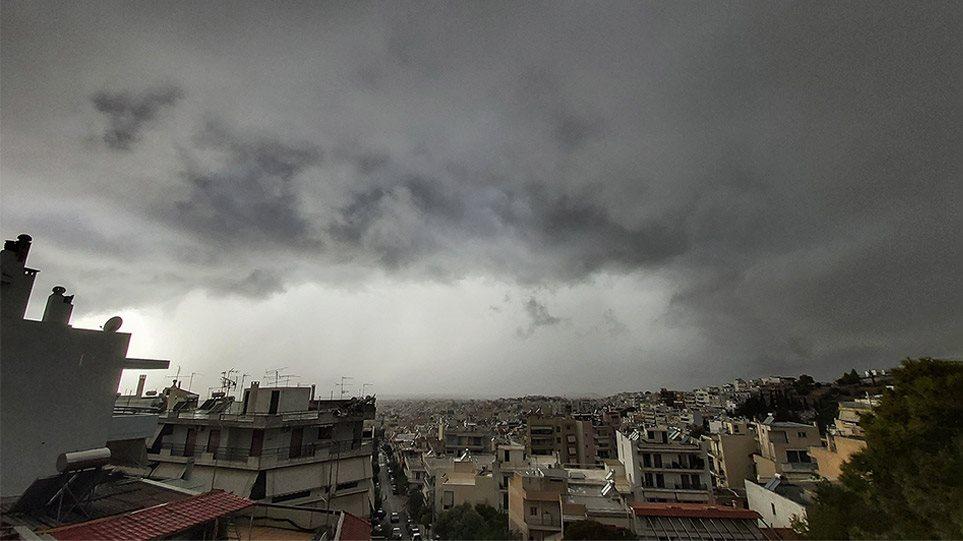 Καιρός – Έκτακτο δελτίο καιρού: Ισχυρές καταιγίδες από τα δυτικά – Δείτε χάρτες