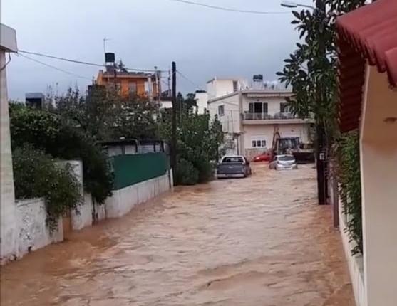 """""""Πνίγηκε"""" ο πρώην δήμος Καστελλίου"""