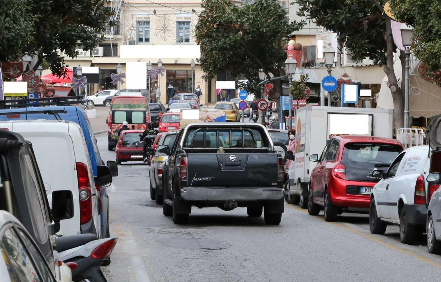 Ρέθυμνο: Αυξημένη η κυκλοφορία των αυτοκινήτων στο δεύτερο lockdown – Τι δείχνουν τα στοιχεία