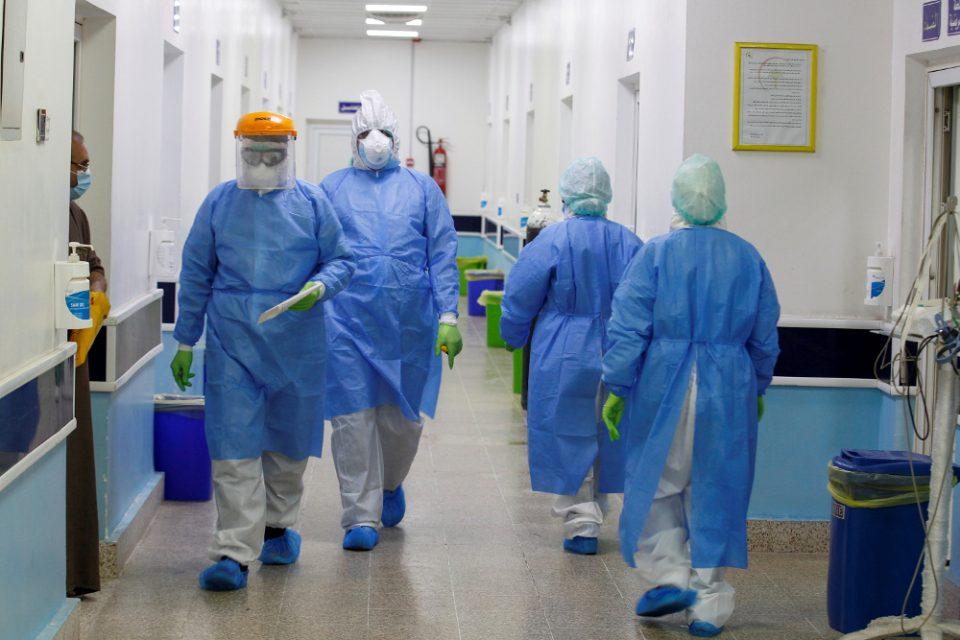 Κορωνοϊός: Με 210 ιδιώτες γιατρούς ενισχύονται τα νοσοκομεία της Βόρειας Ελλάδας