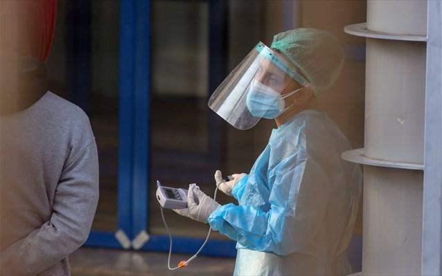 Κορωνοϊός: 103 θάνατοι και νέο αρνητικό ρεκόρ με 540 σε ΜΕΘ – 1498 τα νέα κρούσματα