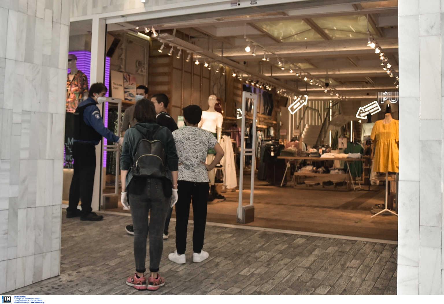 Γεωργιάδης: Ποια μαγαζιά θα ανοίξουν πρώτα – Ψώνια με click away