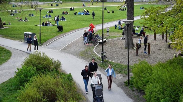 17.265 νέα κρούσματα από την Παρασκευή στη Σουηδία