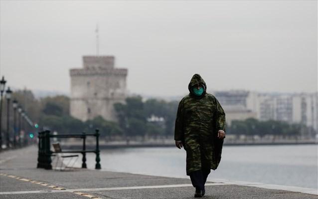 Κορωνοϊός: Προβληματίζουν η νέα επιδείνωση των δεικτών και η Θεσσαλονίκη