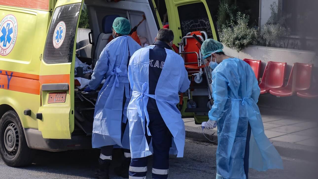Κορωνοϊός: Νέο αρνητικό ρεκόρ με 499 διασωληνωμένους - Στα 3.227 τα νέα κρούσματα - 59 νεκροί