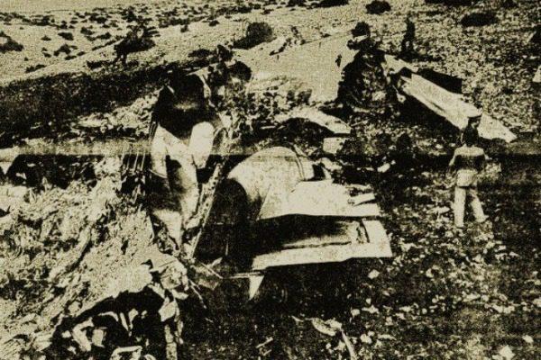 Σαν σήμερα: Η αεροπορική τραγωδία της Κοζάνης