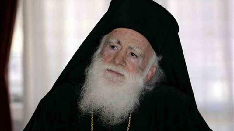 Εξιτήριο για τον Αρχιεπίσκοπο Ειρηναίο