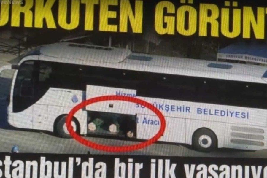 Τουρκία: Εικόνες σοκ με σορούς νεκρών από κορωνοϊό να στοιβάζονται σε λεωφορεία