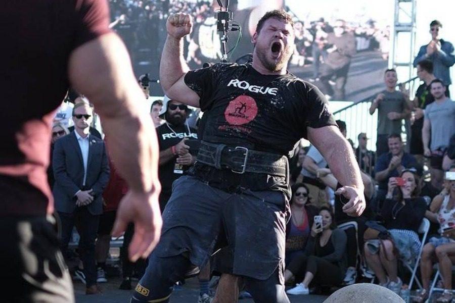 Ο πιο δυνατός άνθρωπος στο κόσμο
