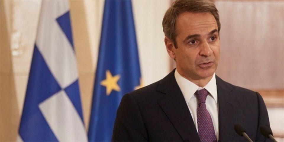 Μητσοτάκης στο Sky News Arabia: Τη στιγμή που η Τουρκία θα σταματήσει τις προκλήσεις, θα κάτσουμε στο τραπέζι