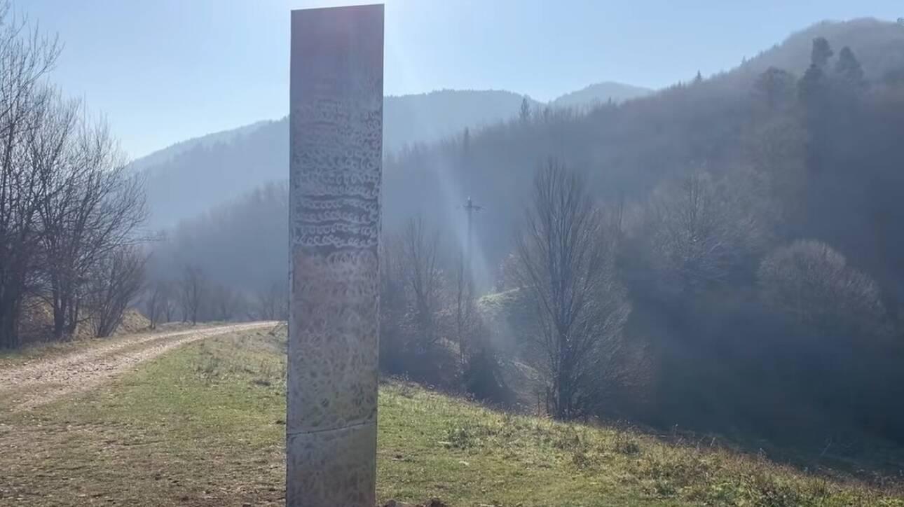 Μετά τη Γιούτα η Ρουμανία: Μυστηριώδης μονόλιθος «βρέθηκε» και στην Ευρώπη