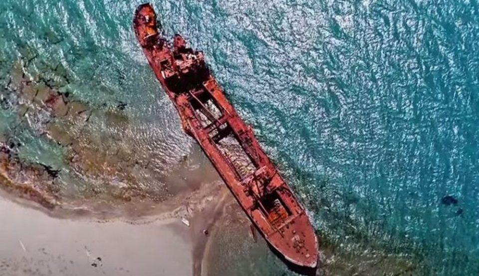 Το «Κόκκινο» Ναυάγιο της Λακωνίας – Πλοίο – φάντασμα ή θύμα οικονομικής αποτυχίας;