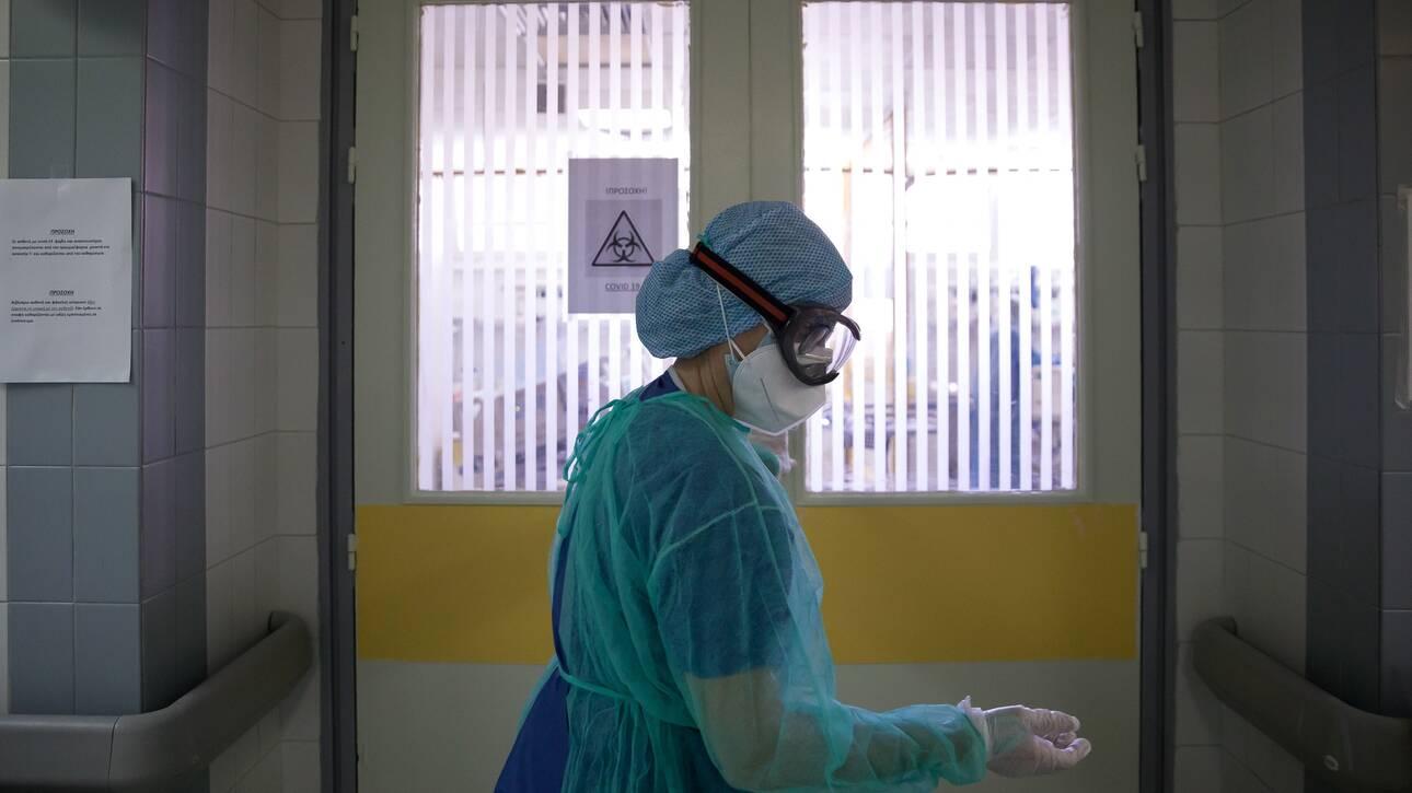 Από την Κρήτη στη Θεσσαλονίκη εθελοντικά δέκα νοσηλεύτριες