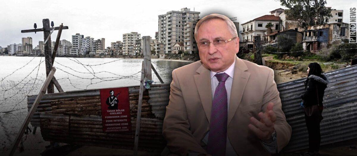 Καταδίκη της Άγκυρας από την Μόσχα: «Απαράδεκτες οι ενέργειες της Τουρκίας στα Βαρώσια»
