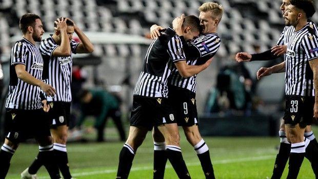 Οι κορυφαίες στιγμές του ΠΑΟΚ στον θρίαμβο επί της Αϊντχόφεν με 4-1