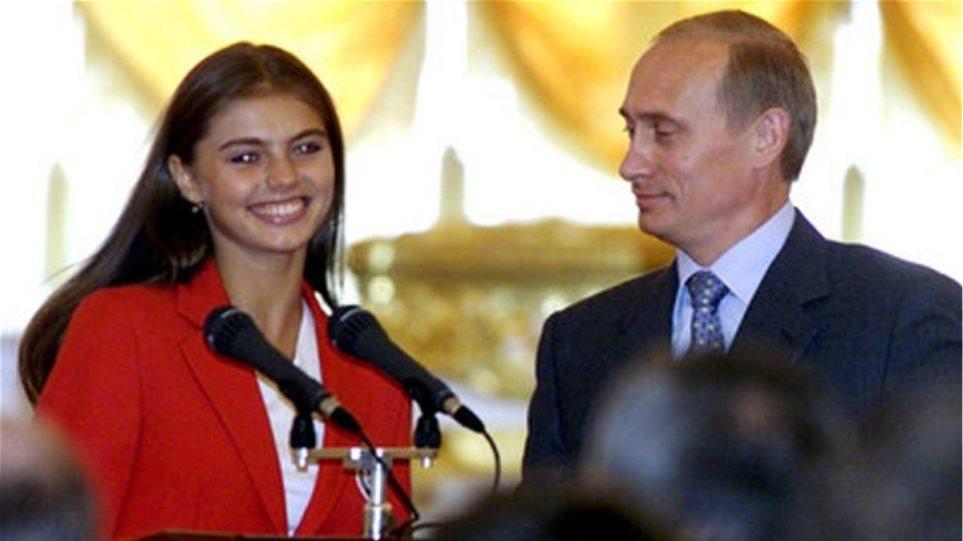 Πούτιν: Η κρυφή εξώγαμη κόρη με πρώην καθαρίστρια και νυν εκατομμυριούχο