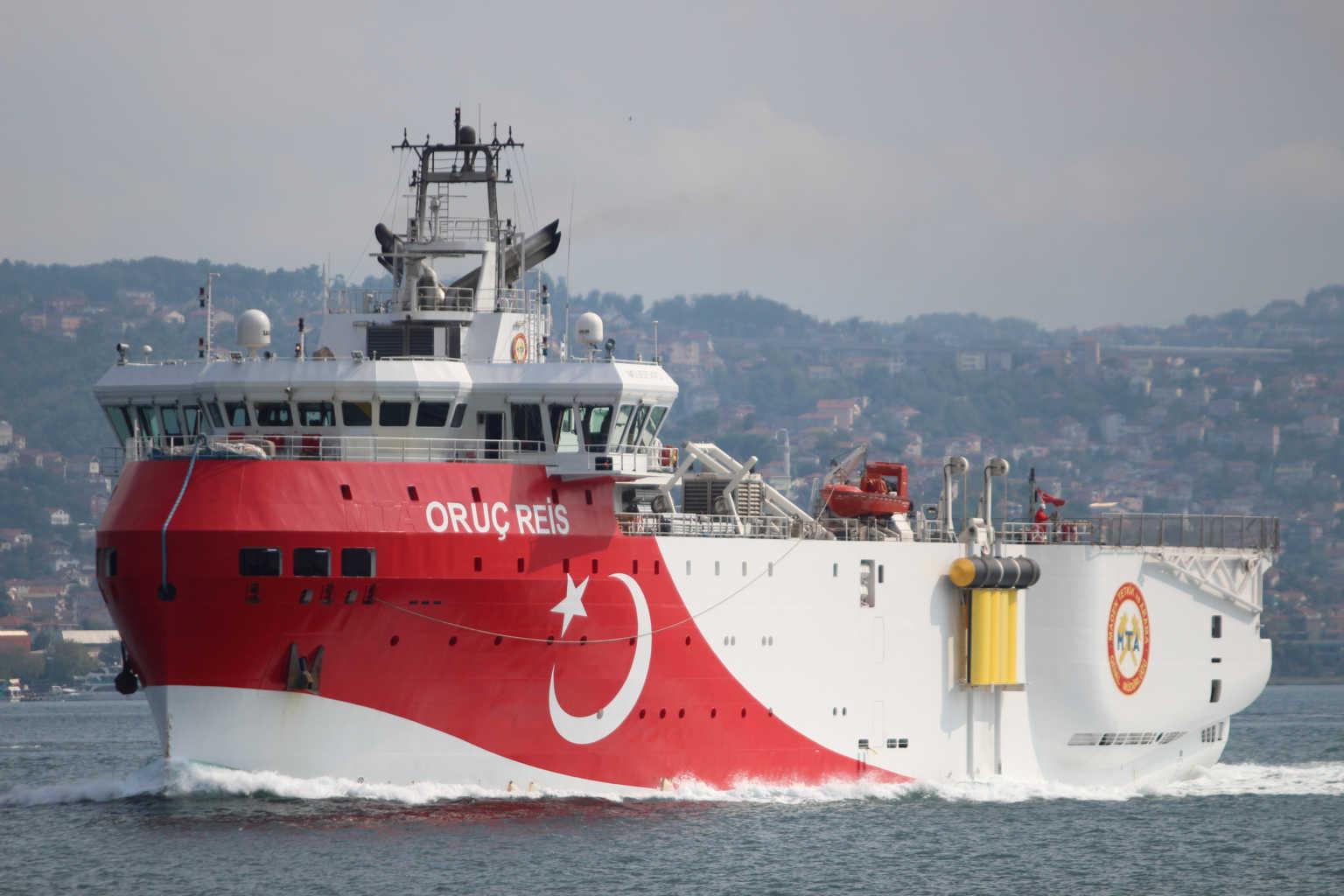 """""""Θα συνεχίσουμε τις έρευνες με το Ορούτς Ρέις""""! – Διάλογο χωρίς προϋποθέσεις ζητάει η Τουρκία"""