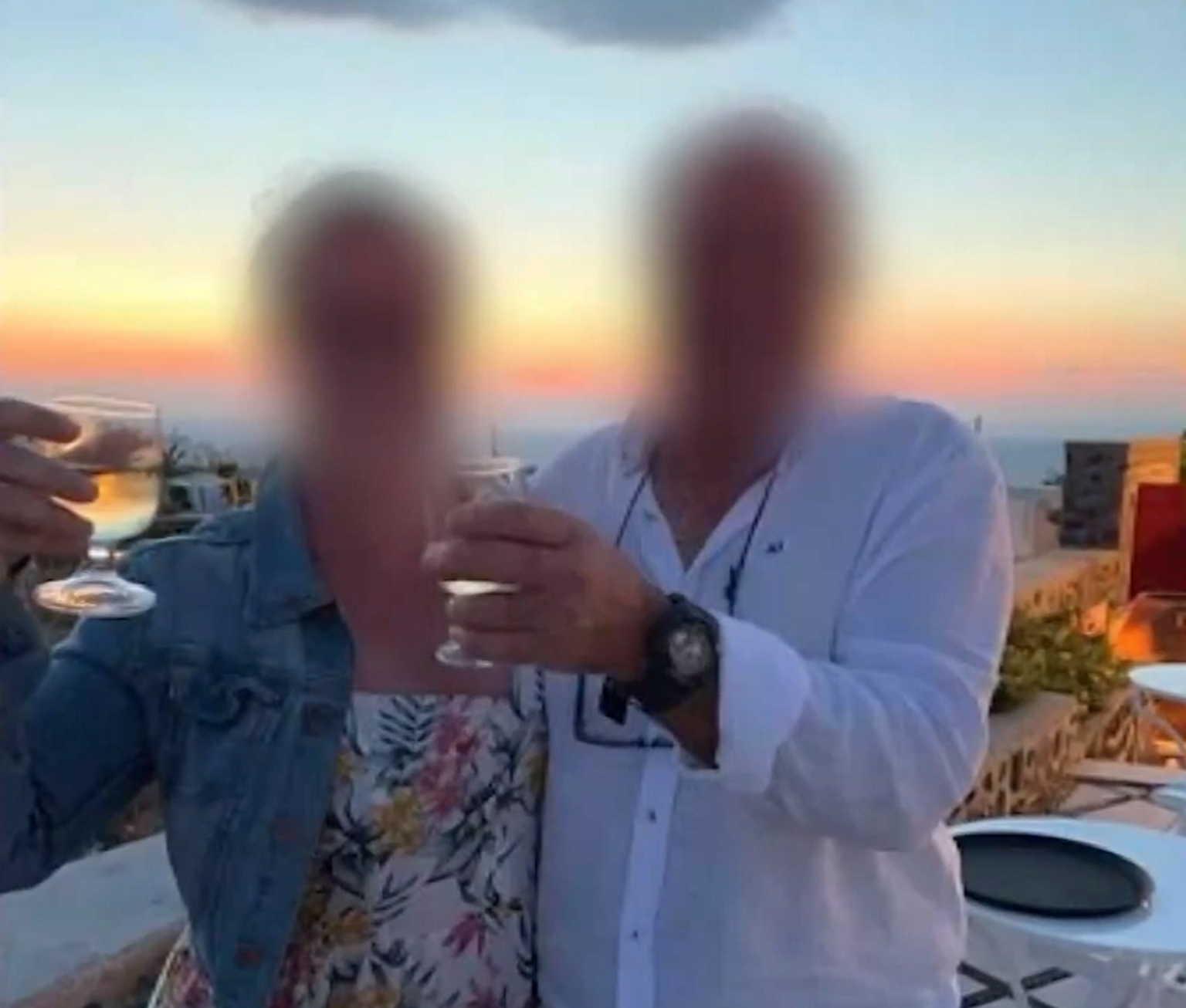Θρίλερ στην Σαντορίνη με το απανθρακωμένο πτώμα του γνωστού ξενοδόχου (video)