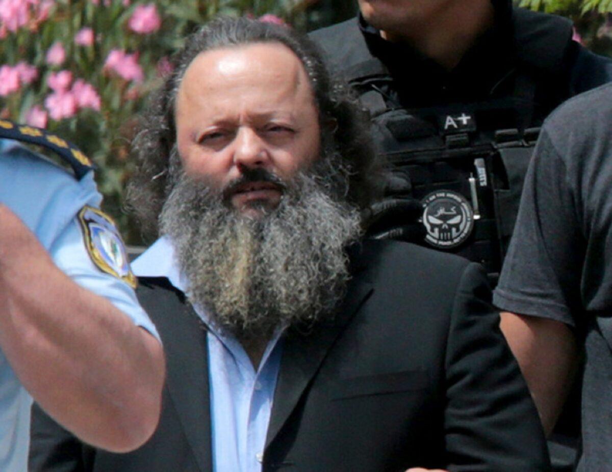 «Ελεύθερο πουλί» ο Αρτέμης Σώρρας! Αποφυλακίστηκε μετά από δυόμισι χρόνια