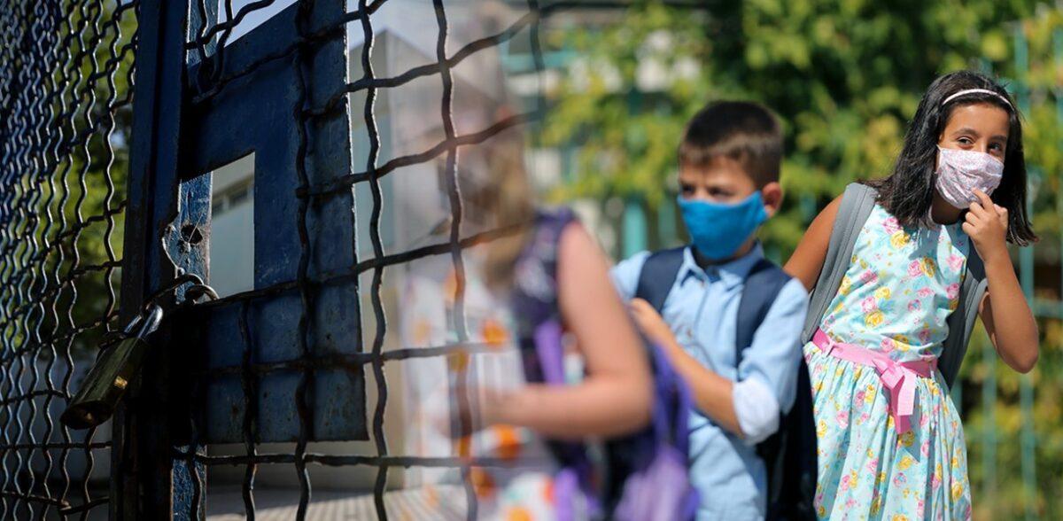 Κορονοϊός: «Λουκέτο» από Δευτέρα στα δημοτικά σχολεία - Τι θα γίνει με παιδικούς και βρεφονηπιακούς