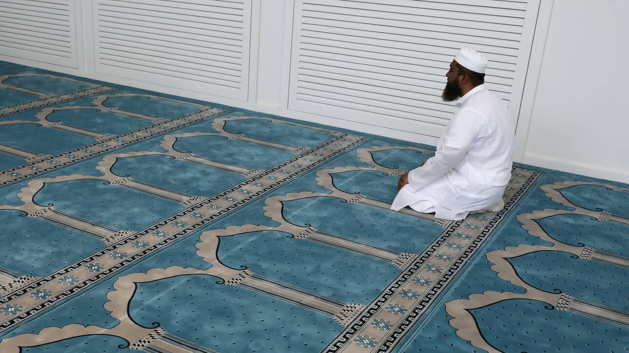 Άνοιξε το τζαμί στον Βοτανικό
