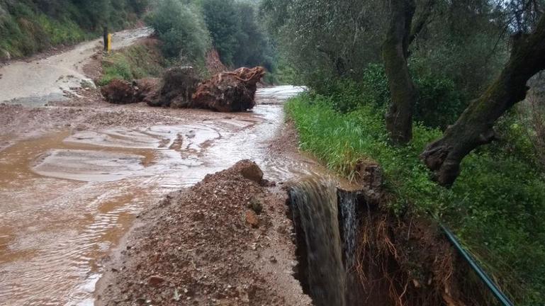 Αποζημιώσεις αγροτών που επλήγησαν από την θεομηνία και δεν καλύπτονται από τον ΕΛΓΑ