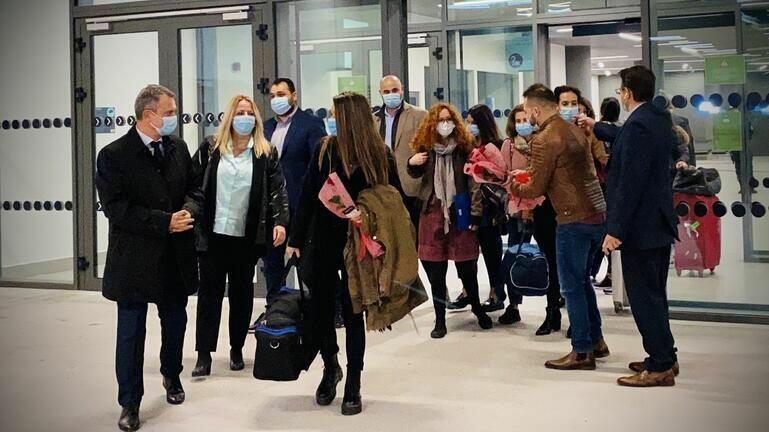 """Το """"ευχαριστώ"""" του Μητσοτάκη στις νοσηλεύτριες της Κρήτης"""