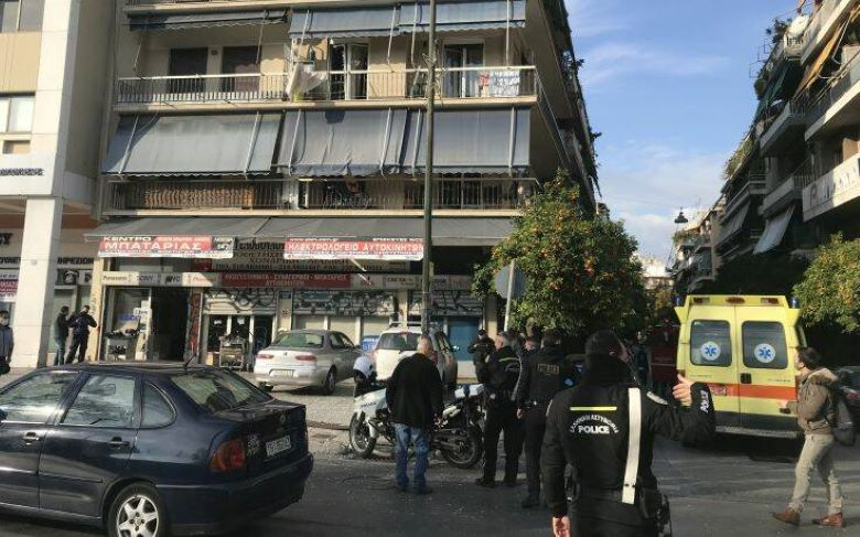 Έκρηξη σε διαμέρισμα στη Λιοσίων – Δείτε τις φωτογραφίες