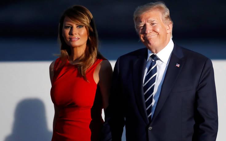 Μελάνια και Ντόναλντ Τραμπ ψάχνουν νέο σπίτι
