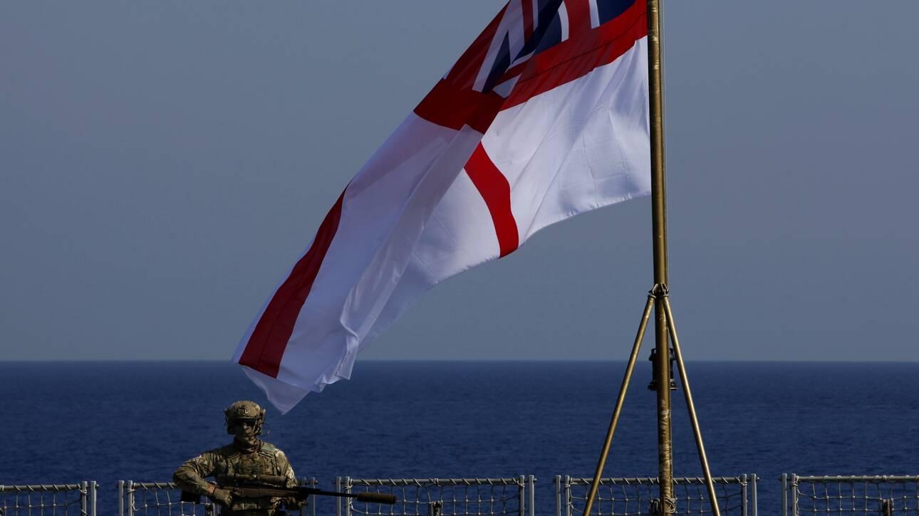 Brexit: Έτοιμο για no deal το Πολεμικό Ναυτικό της Βρετανίας – Σε επιφυλακή τέσσερα σκάφη 80 μέτρων