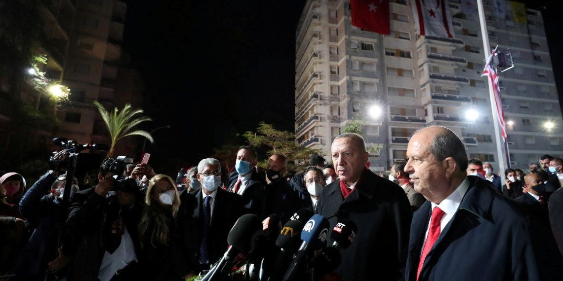 Κυπριακό: Ο Ερντογάν θέλει να ανοίξει τα Βαρώσια αγνοώντας ΟΗΕ και Ευρωπαϊκή Ένωση