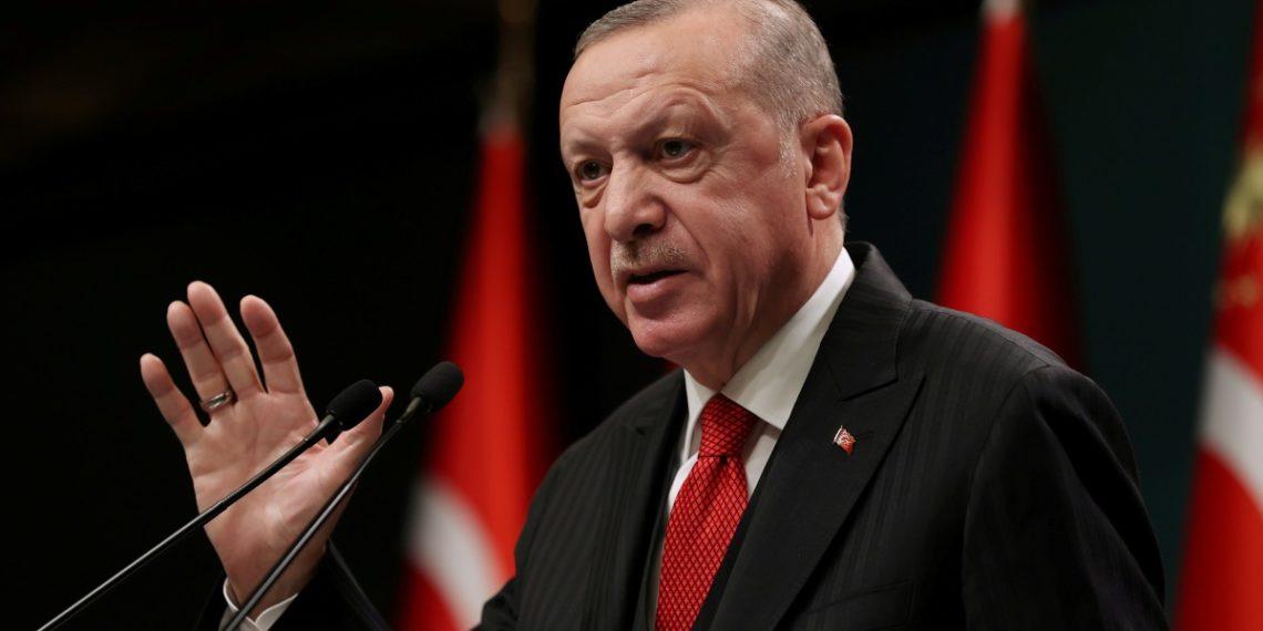 «Υπεράνω» ΕΕ ο Ερντογάν: Δεν θα μας επηρεάσουν οι όποιες κυρώσεις – Κατηγορεί τον Μητσοτάκη ότι αποφεύγει τον διάλογο
