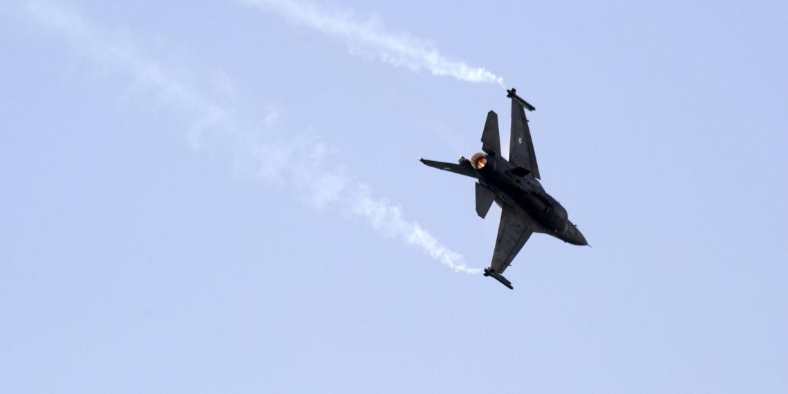 Συντριβή μαχητικού F-16 στο Μίσιγκαν των ΗΠΑ – Αγνοείται η τύχη του πιλότου
