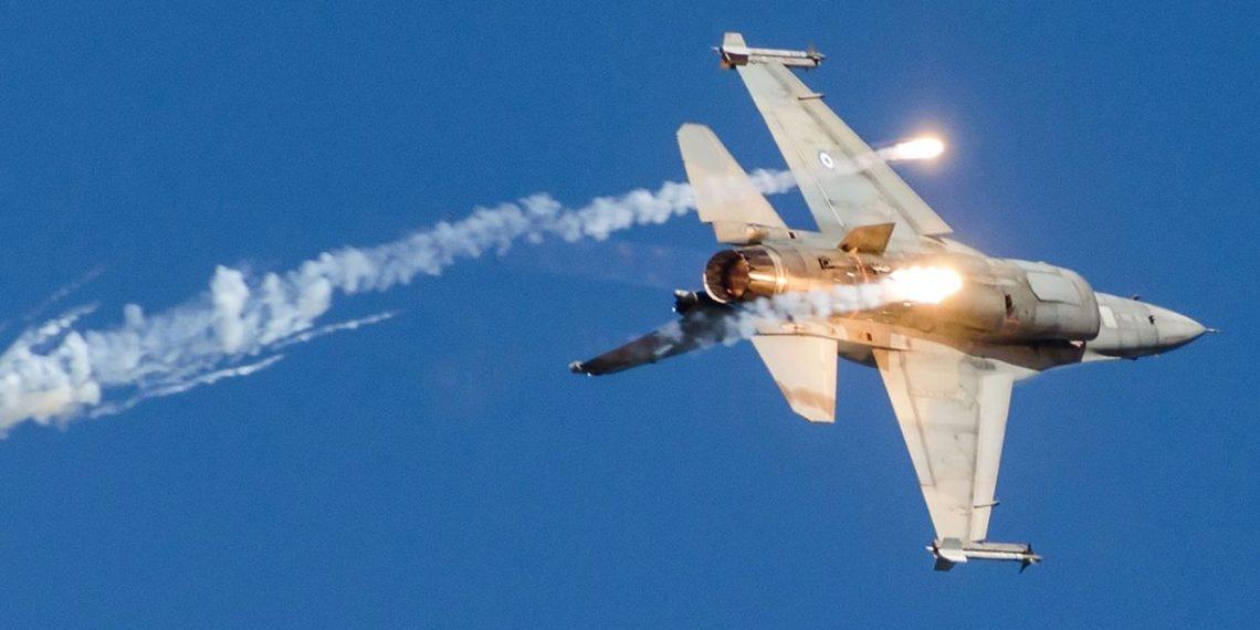 Την αναβάθμιση των μαχητικών F-16 εισηγήθηκε το Ανώτατο Αεροπορικό Συμβούλιο