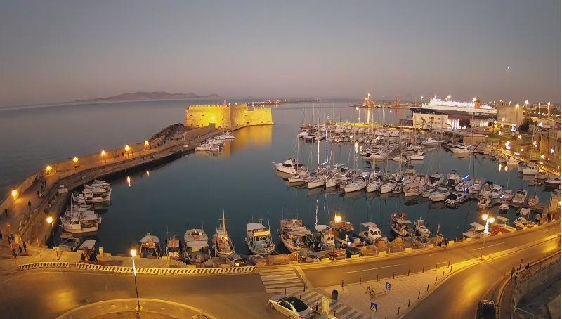 Ο καιρός στην Κρήτη: Νοτιάδες, σκόνη και υψηλές θερμοκρασίες το Σαββατοκύριακο