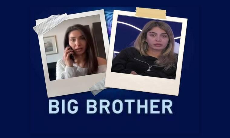 Big Brother: Το ξέσπασμα της αδελφής της Δανέζη: «Η Άννα Μαρία προκαλεί ανθρώπους»