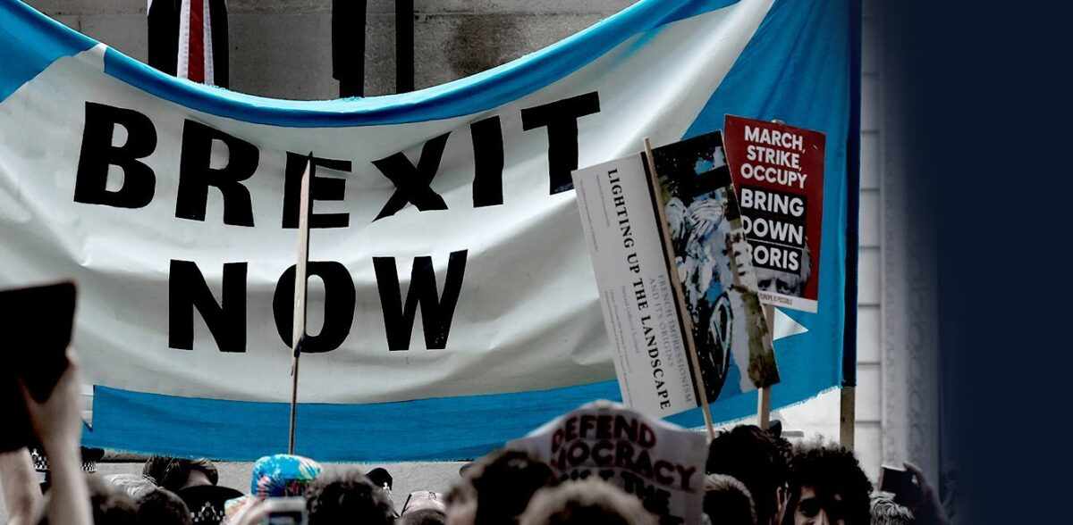 Brexit: Σε εμπορική συμφωνία κατέληξαν ΕΕ και Μεγάλη Βρετανία