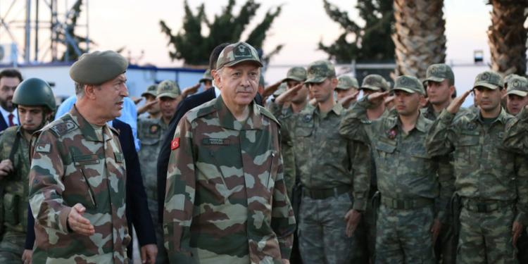 Θύελλα στην Τουρκική Βουλή για τους «φυγόστρατους» γιους του Ερντογάν